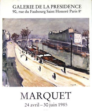 Offset Marquet - Galerie de la Presidence