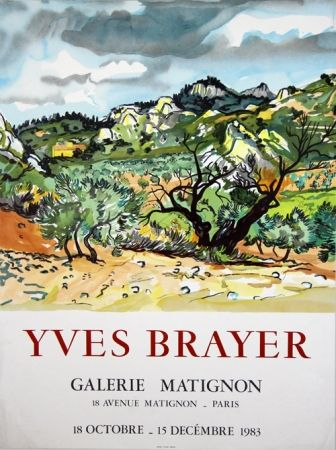 Brayer Ville Espagne