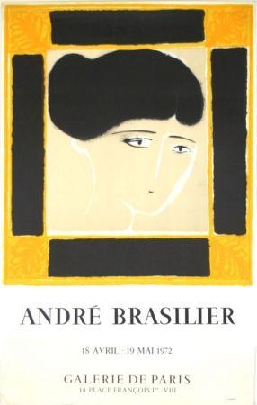 Affiche Brasilier - Galerie de Paris