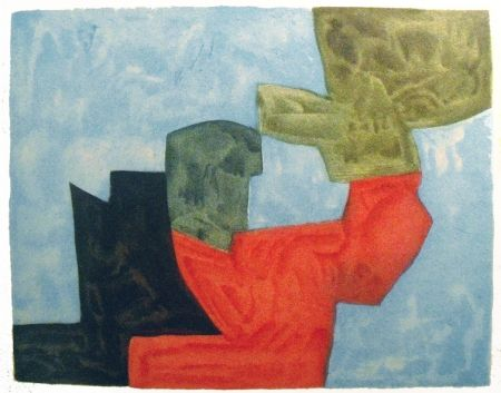 Livre Illustré Poliakoff - Galerie der Spiegel
