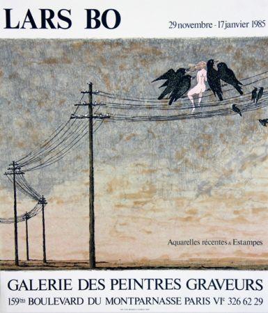 Lithographie Bo - Galerie des Peintres Graveurs