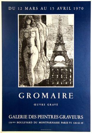 Offset Gromaire - Galerie des Peintres Graveurs