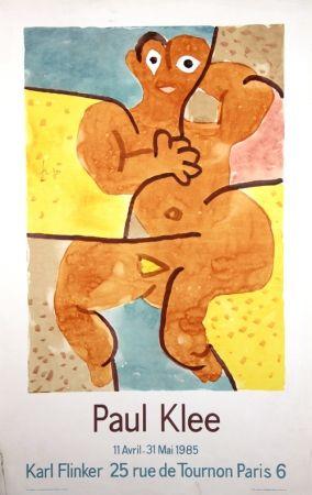 Lithographie Klee - Galerie Karl Flinker