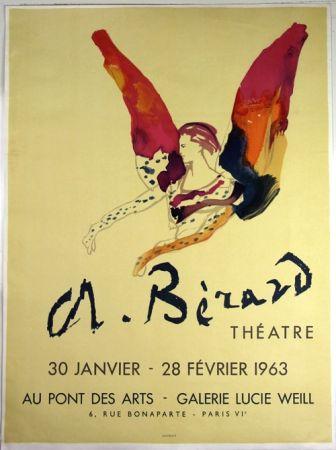 Lithographie Berard - Galerie Lucie Weil