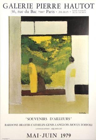 Offset Cathelin - Galerie Pierre Hautot