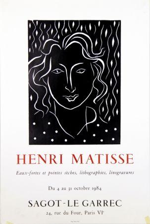 Sérigraphie Matisse - Galerie Sagot Le Garrec
