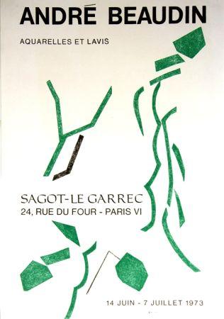 Lithographie Beaudin - Galerie Sagot le Garrec