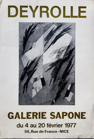 Offset Deyrolle - Galerie Sapone  Nice