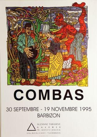 Sérigraphie Combas - Galerie Suzane Tarasieve