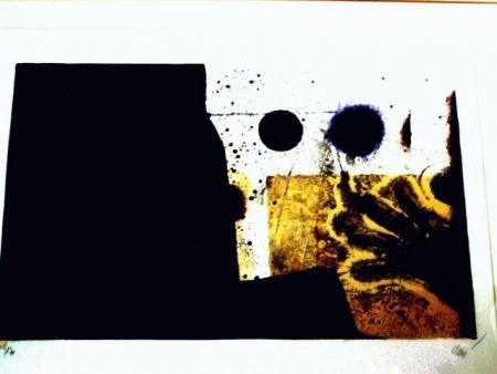 Lithographie Clavé - GANT