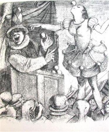 Livre Illustré Barta - Gargantua