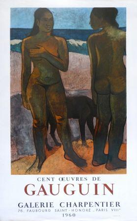 Lithographie Gauguin - Gauguin - Galerie Charpentier