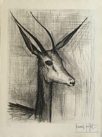 Eau-Forte Buffet - Gazelle