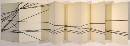 Lithographie Morellet - Gelegenheitsgedichte Nr. 32/33/34/36/38