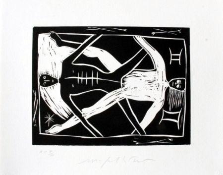 Linogravure Paladino - Gemelli