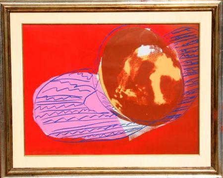 Sérigraphie Warhol - Gems, FS IIA. 186