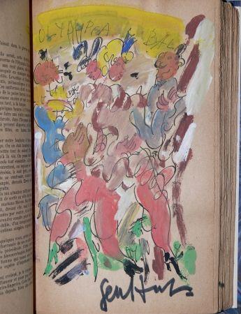 Livre Illustré Paul  - GEN PAUL / LOUIS-FERDINAND CELINE -