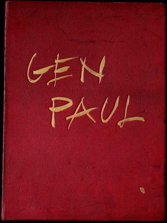 Livre Illustré Paul  - GEN PAUL par/by Pierre Davaine,Preface Dr J.Miller - 1974