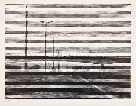 Gravure Sur Bois Baumgartner - Gent