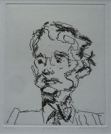 Gravure Auerbach - Geoffrey