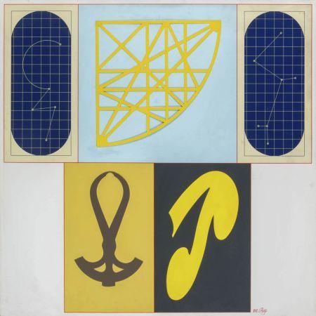 Lithographie Del Pezzo - Geometrie