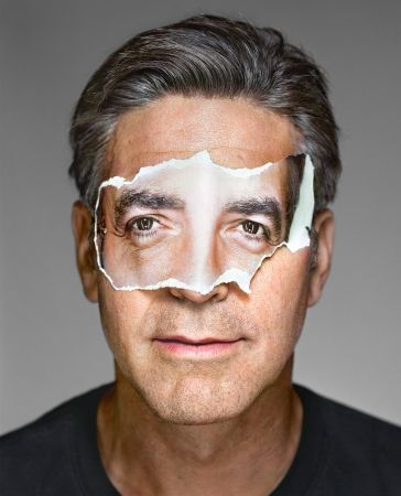Photographie Schoeller - George Clooney