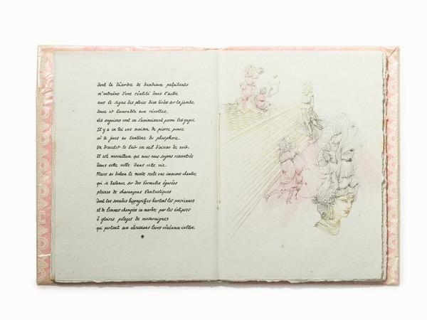 Livre Illustré Bellmer - Georges Hugnet : OEILLADES CISELÉES EN BRANCHE (1939).