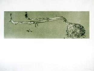 Eau-Forte Et Aquatinte Barcelo - Germe