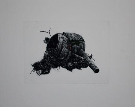 Manière Noire Ebert - Gießkanne / Watering-Can