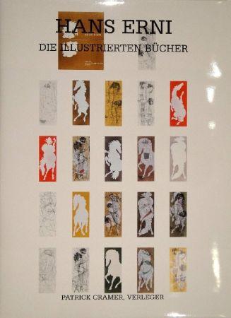 Livre Illustré Erni - GIROUD, Jean-Charles. Hans Erni. Werkverzeichnis der illustrierten Bücher.