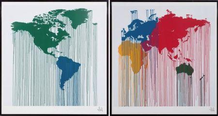 Lithographie Zevs - Global Liquidation