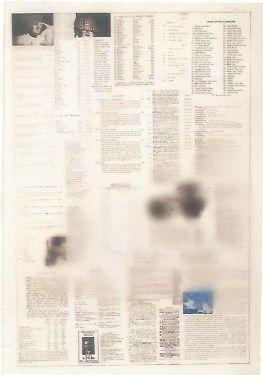 Lithographie Kitaj - Glosario
