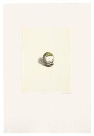 Gravure Porter - Gorrito verde