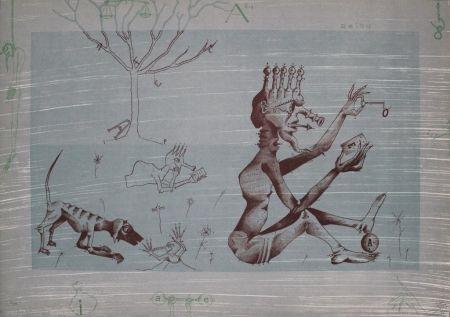 Lithographie Ponç - Gos-1 / Dog-1