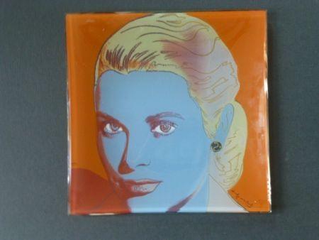 Aucune Technique Warhol - Grace Kelly