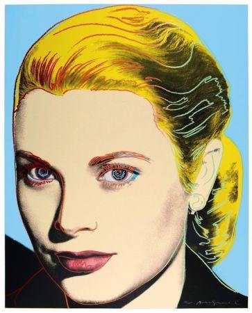 Sérigraphie Warhol - Grace Kelly (FS II.305)