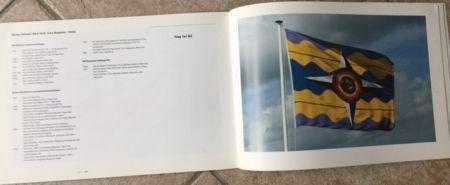 Sérigraphie Scharf - Gran Pavese
