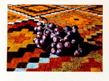 Sérigraphie Nesbitt - Grapes