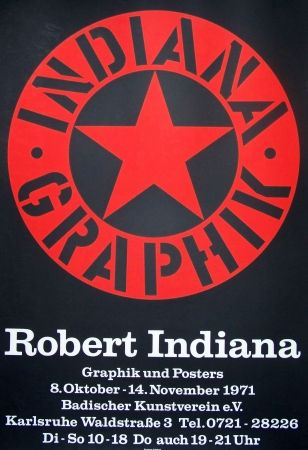 Affiche Indiana - Graphik