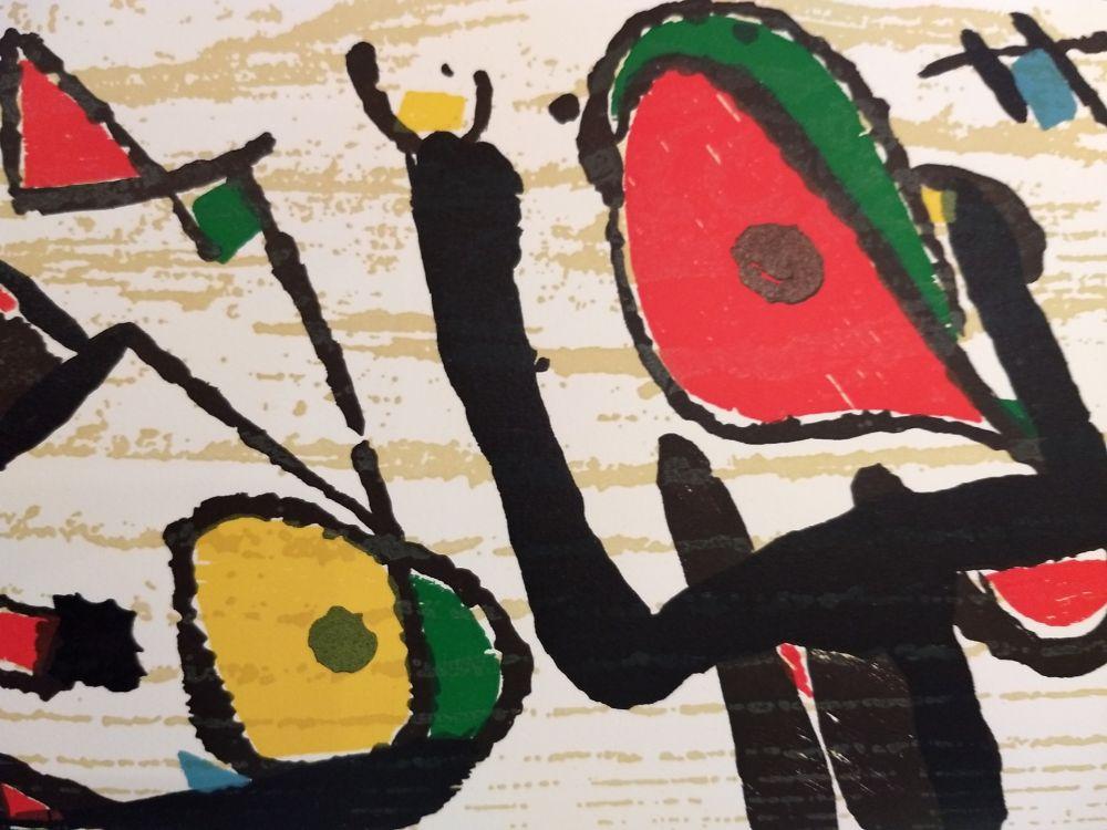 Livre Illustré Miró - Graveur 3