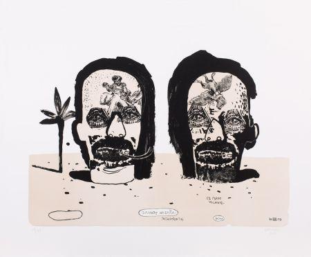 Lithographie Deroubaix - Graveurs