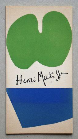 Livre Illustré Matisse - Gravures Récentes