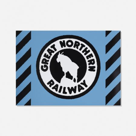 Sérigraphie Cottingham - Great Northern Railway