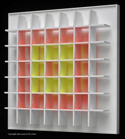 Multiple Tomasello - Grille chromoplastique A