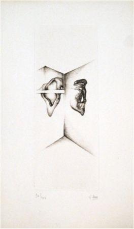 Gravure Deux - Gris 6