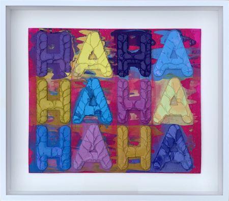 Monotype Bochner - Ha Ha Ha