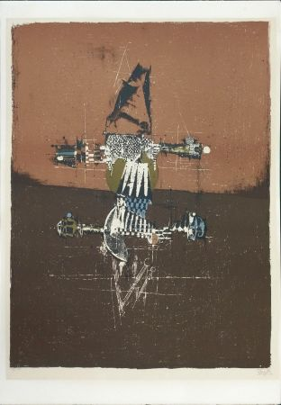 Lithographie Friedlaender - Haarlem