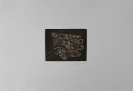 Manière Noire Ebert - Handschuh / Glove