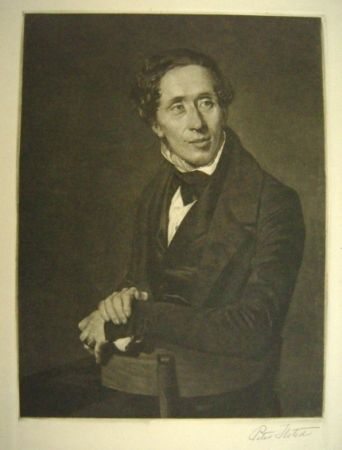 Manière Noire Ilsted - Hans Christian Andersen