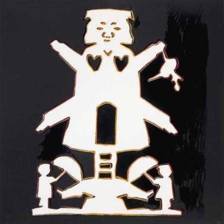 Sérigraphie Warhol - Hans Christian Andersen 2